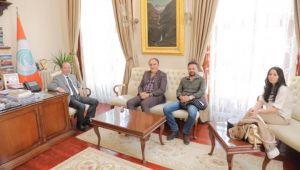 Gazetemizden Gürkan'a ziyaret