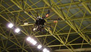Tarla ilaçlamaları drone ile yapılacak