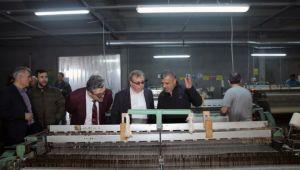 TÜ'den Organize Sanayi Bölgesine çıkarma