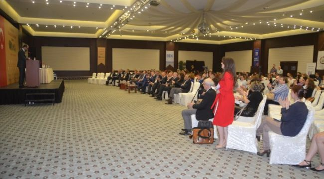Eczacılar Edirne'de buluştu