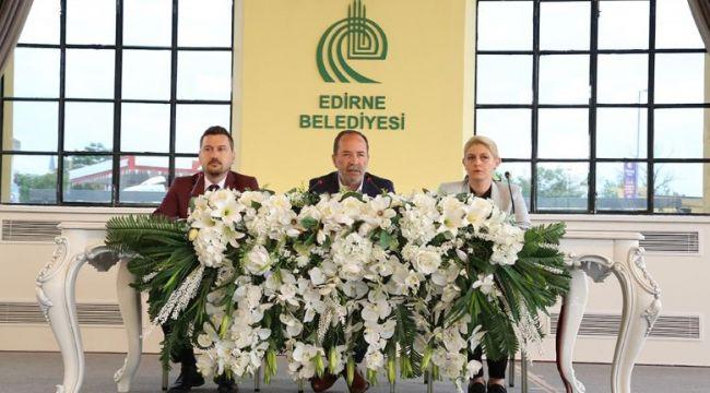 Edirne'yi temsil edecekler