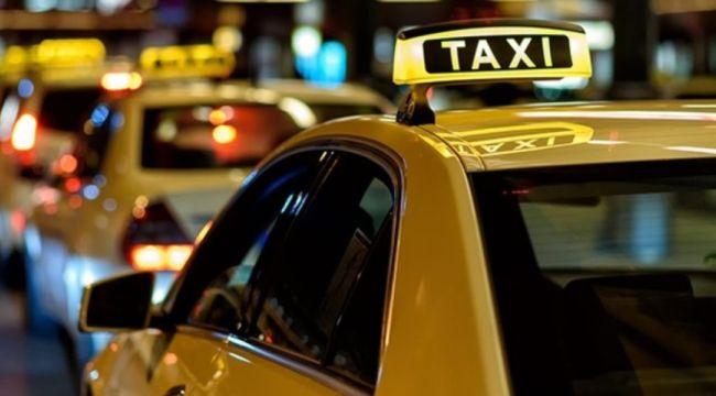 En fazla taksi Edirne'de
