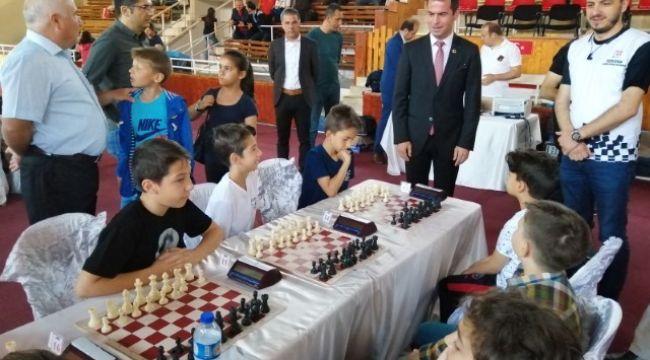 keşan'da satranç turnuvası düzenlendi