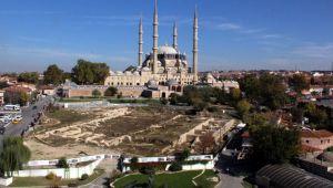 Selimiye meydanında mutlu son