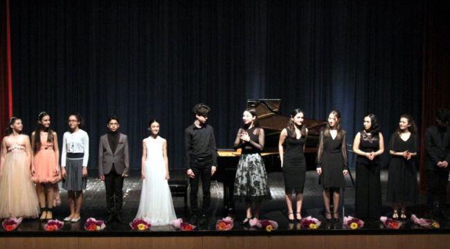 TÜ öğrencilerinden konser