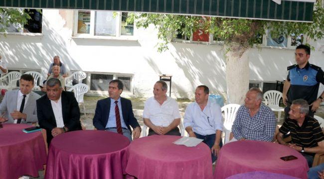 """Edirne Emniyet Müdürü Ali Kemal Kurt """"Edirne'nin itibarını zedelettirmeyiz"""""""