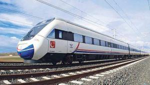 Hızlı tren için imzalar atılıyor