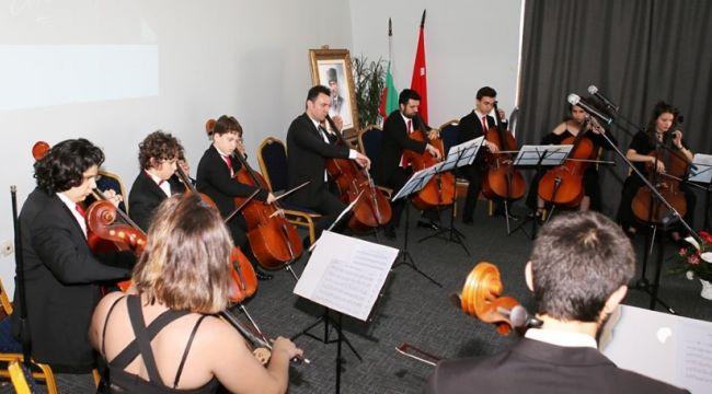 """TÜ'den """"Atatürk'ün sevdiği şarkılar"""" konseri"""