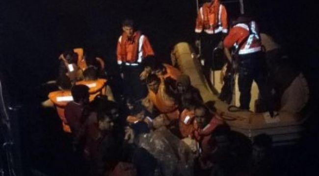 353 kaçak göçmen yakalandı