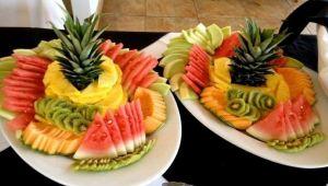 Bayramda meyve ikram edin