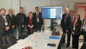 BUA'da alt çalışma grupları buluştu