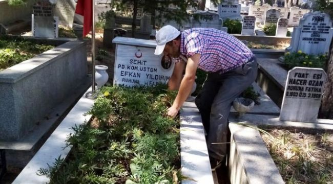 Mezarlıklara ücretsiz servis