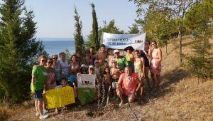TEMA'dan plaj temizliği