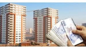 Trakya'da geçen ay 3 bin 4 konut satıldı
