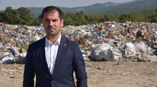 2020'de o alana çöp dökülmeyecek