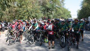 Keşan'da Saros Körfezi Dağ Bisiklet Festivali başladı