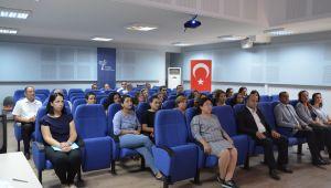Proje Döngüsü Yönetimi Eğitimi başladı