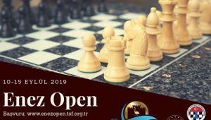 Uluslararası satranç turnuvasının 3'üncüsü başlıyor