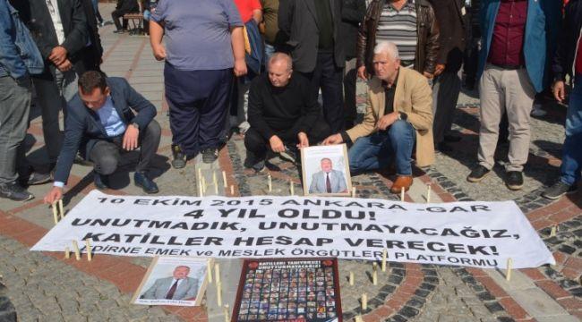 10 Ekim'de kaybedilen 103 kişi unutulmadı