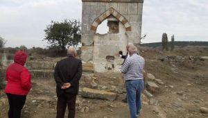 Arkeologlar tarihi çeşme ve kuyuları inceledi