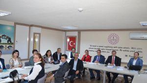 İl Millî Eğitim Komisyonu toplandı