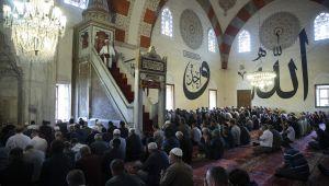 Mehmetçik için dua edildi
