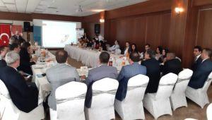 Milli eğitim, projeler için toplandı