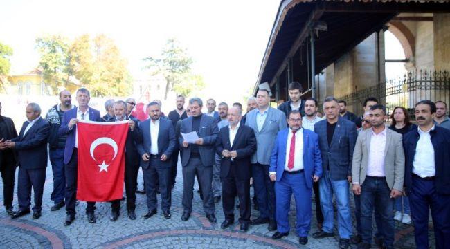 STK'lardan Barış Pınarı Harekatı'na destek