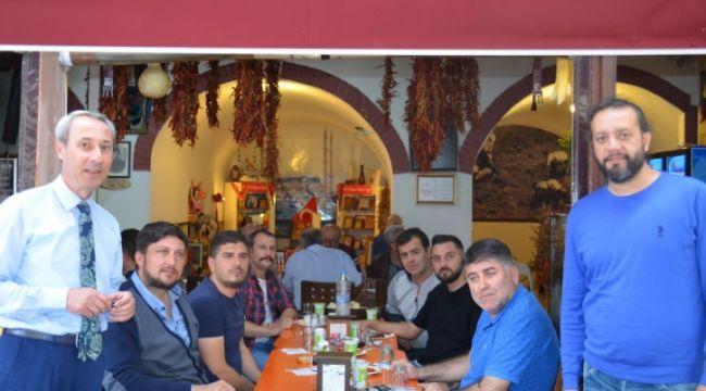 Trabzonlu gazeteciler Edirne'yi gezdi