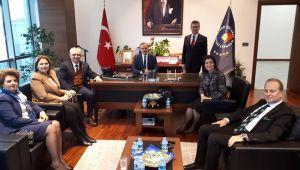 İba, OSBÜK Marmara Bölge Toplantısı'nda