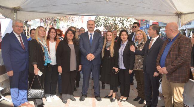 'Ortak amaç Mehmetçiğe destek'