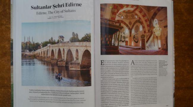 Skylife Edirne'ye yer verdi