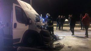 Trafik kazasında 1 kişi öldü