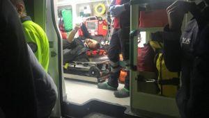 Trafik kazasında 3 yaralı