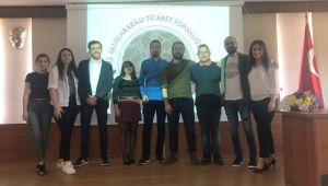 TÜ'de dış ticarette kariyer planlaması