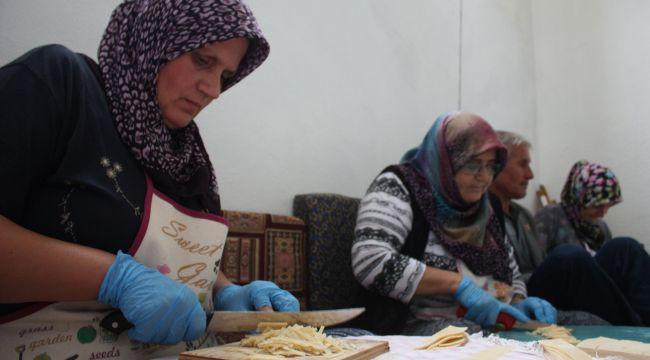 Üretici kadınlar kooperatifleşme yolunda