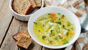 Yemeğin İyileştirici Gücü: Tavuk Suyu Çorba