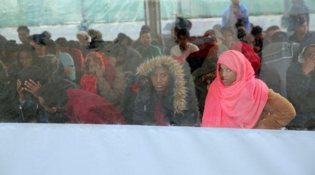 Yunanistan'dan Türkiye'ye zorla gönderidiler