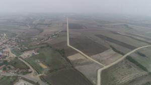 Edirne'de 54 bin 541 dekar arazi toplulaştırıldı