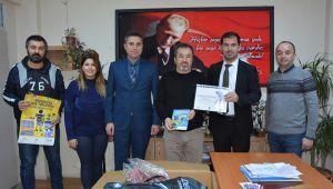 Elektronik Atık Toplama Yarışması ödülleri verildi