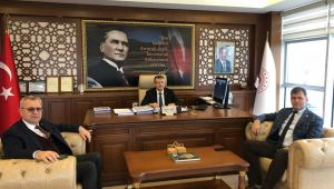 Helvacıoğlu'ndan Edirne'de ziyaretler