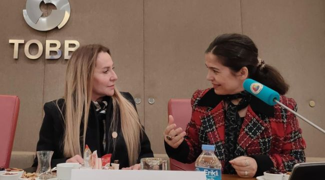 Kadın girişimciler buluştu