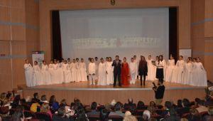 Öğrencilerden Mevlana etkinliği