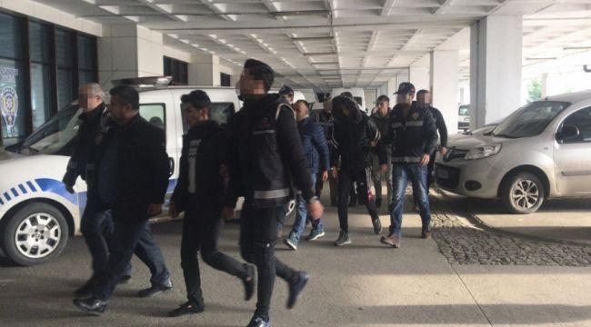 Organizatörlere tutuklama