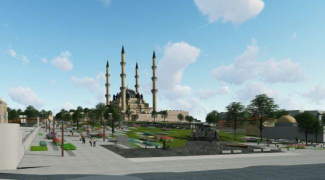 Selimiye Camii projesi onaylandı