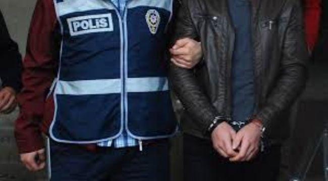 Terör şüphelisi tutuklandı