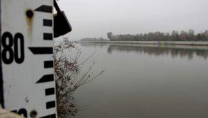 Yağışlar, nehirlerdeki su seviyesini artırdı