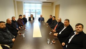 AK Parti'den kurum ziyaretleri