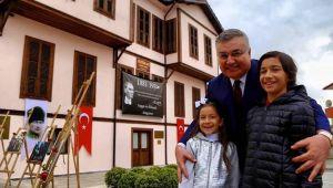 Atatürk Evi'ne 350 bin ziyaret