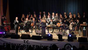 Belediyeden muhteşem konser
